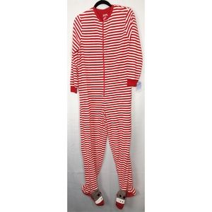 bb4031a3ce1a Women s Red And White Striped Pajama Pants on Poshmark